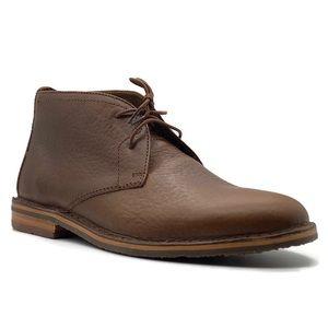 Trask Brady Chukka Saddle Tan Boot